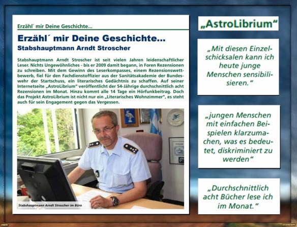 AstroLibrium - Erzähl mir Deine Geschichte - Gegen das Vergessen