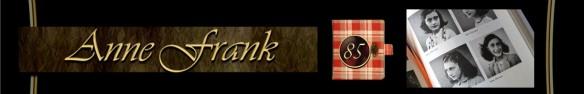 Anne Frank denkt und bewegt....