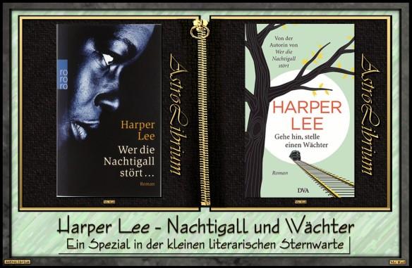Harper Lee - Ein Spezial zu Nachtigall und Wächter