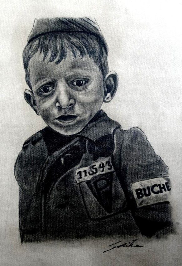 Malerin Gegen das Vergessen - Peggy Steike
