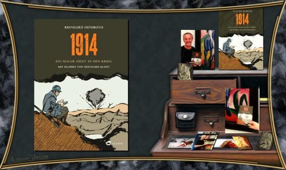1914 - Ein Maler zieht in den Krieg - Aladin Verlag