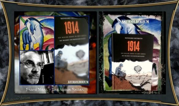 1914 - Ein Maler zieht in den Krieg - Mehr als Lesen