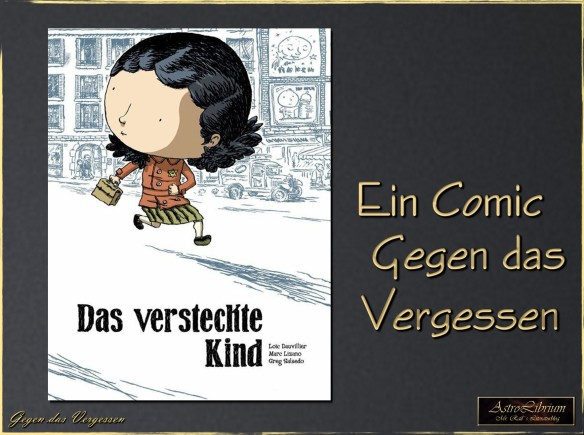 Das versteckte Kind - Der Holocaust im Comic