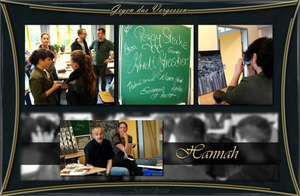 Hannah - Ein Besuch im Kinderheim und der erste Schultag