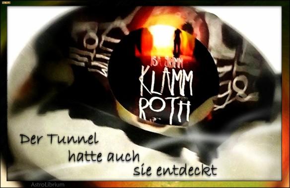 Klammroth von Isa Grimm - Der Tunnel wartet am Sonntag