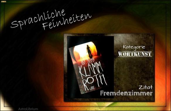 Klammroth von Isa Grimm - Sprachkunst
