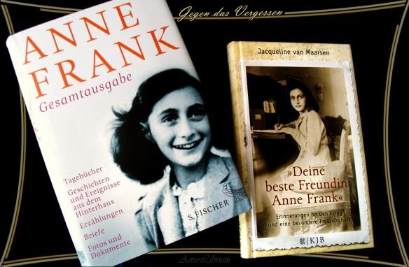 Anne Frank - Zum 85. Geburtstag einer guten Freundin