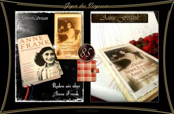 Worüber wir reden, wenn wir über Anne Frank reden...
