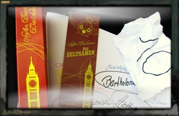 Die Seltsamen - Stefan Bachmann