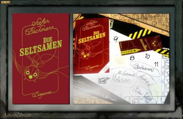 Die Seltsamen - Stefan Bachmann - Diogenes
