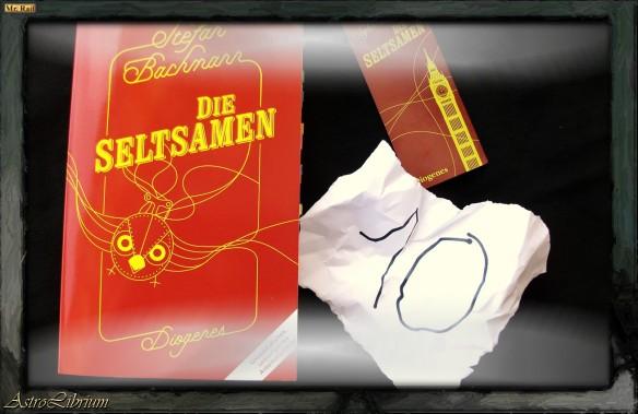 Die Seltsamen - Stefan Bachmann - 10
