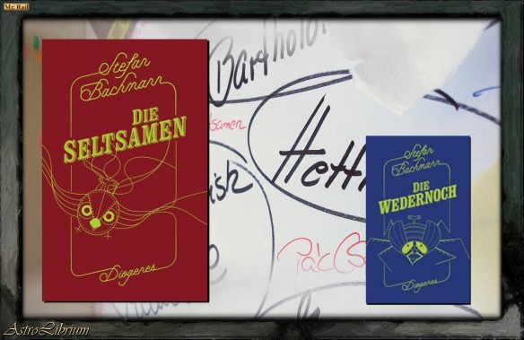 Die Seltsamen - Stefan Bachmann - Hier geht es bald weiter...