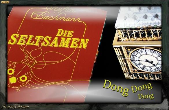 Die Seltsamen - Stefan Bachmann - Glockenlärm