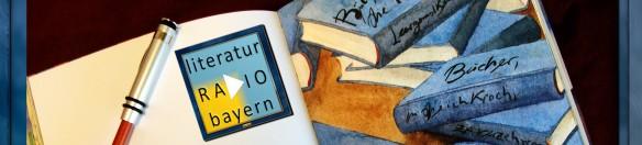 Diese Rezension können sie auch auf Literatur Radio Bayern hören - Ein Klick genügt