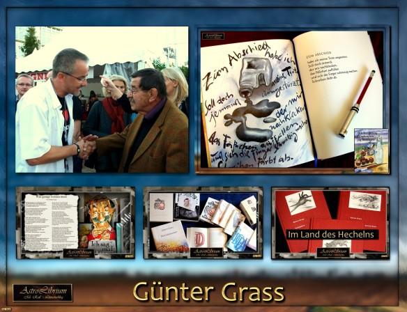 Ein Leserleben lang... Mit einem Klick zu meinen Grass-Artikeln...