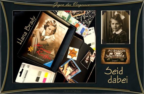 Hanas Koffer von Karen Levine geht auf große Reise