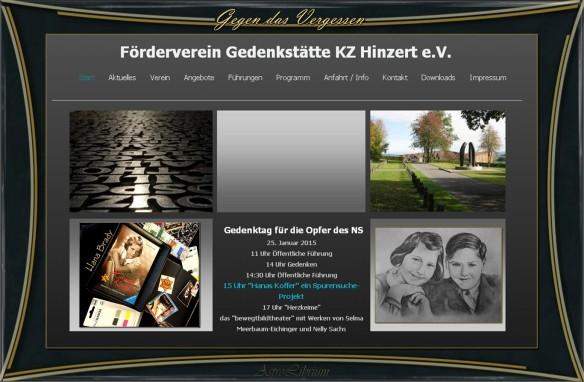 Hanas Koffer in der KZ Gedenkstätte Hinzert