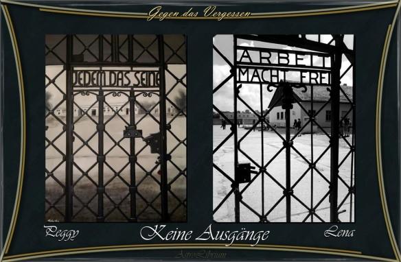 4 Tage später - Ein Besuch der 8. Klasse in Dachau - Ein Feedback