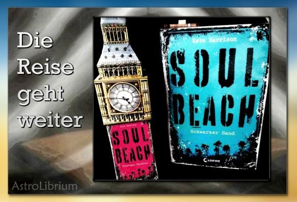Soul Beach - Schwarzer Sand von Kate Harrison