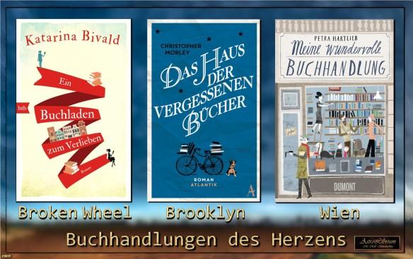 Mit einem Klick zur Serie: Bücher über Bücher