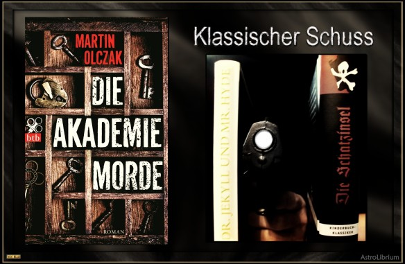Die Akademiemorde - Martin Olczak