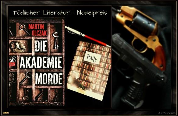 Die Akademiemorde - Martin Olczak - Fall gelöst