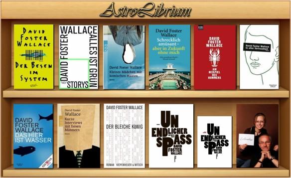 David Foster Wallace - Mit einem Klick zu meiner ganzen Artikelwelt und mehr