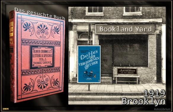 Das Haus der vergessenen Bücher von Christopher Morley