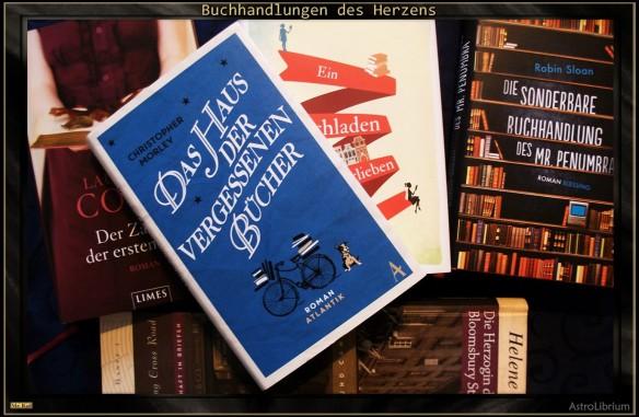 Bücher über Bücher - Besondere Liebeserklärungen