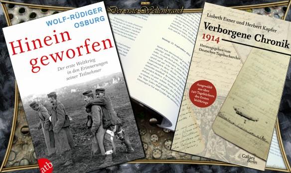 Hineingeworfen und die Verborgene Chronik 1914