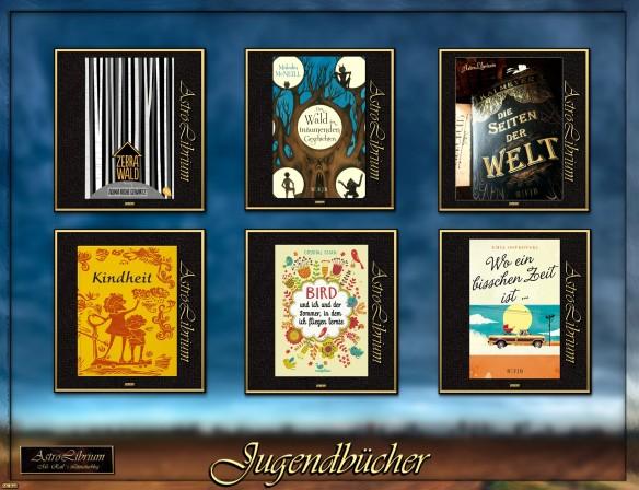 Jugendbücher bei AstroLibrium - Ein erlesener Schwerpunkt