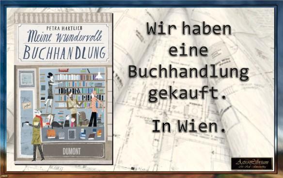 Meine wundervolle Buchhandlung von Petra Hartlieb, AstroLibrium