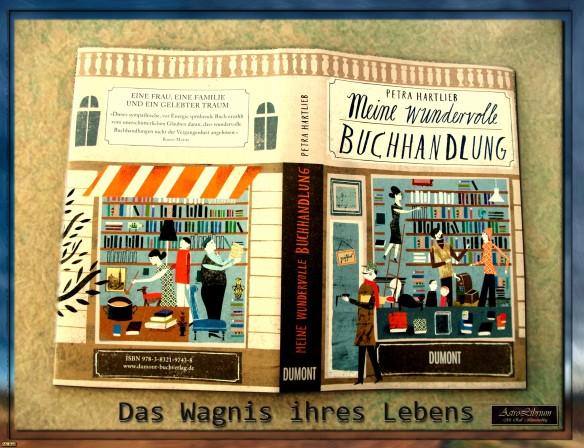 Meine wundervolle Buchhandlung, AstroLibrium, Hartlieb