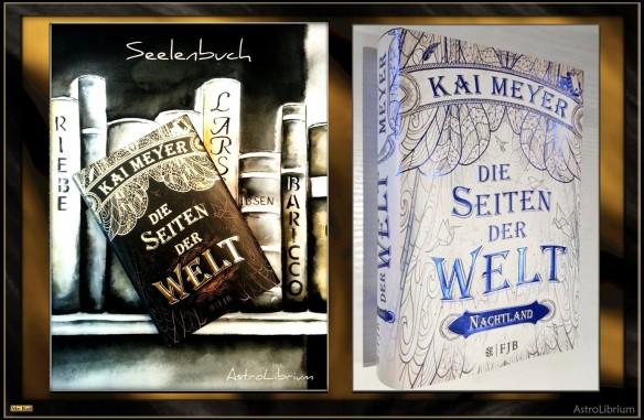 Die Seiten der Welt - Nachtland - von Kai Meyer - POSITIV