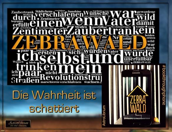 Zebrawald, Adina Rishe Gewirtz, AstroLibrium, Jugendbuch