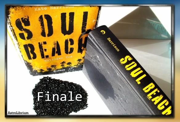 Soul Beach - Salziger Tod von Kate Harrison - Trilogie Finale