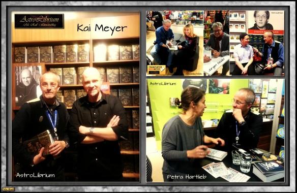 Frankfurter Buchmesse 2014 - Mr. Rail im Gespräch