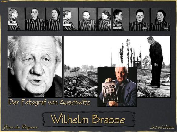 Wilhelm Brasse - Der Fotograf von Auschwitz (3.12.1917 - 23.10.2012)