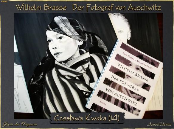 Wilhelm Brasse - Der Fotograf von Auschwitz - Crippa / Onnis - Blessing