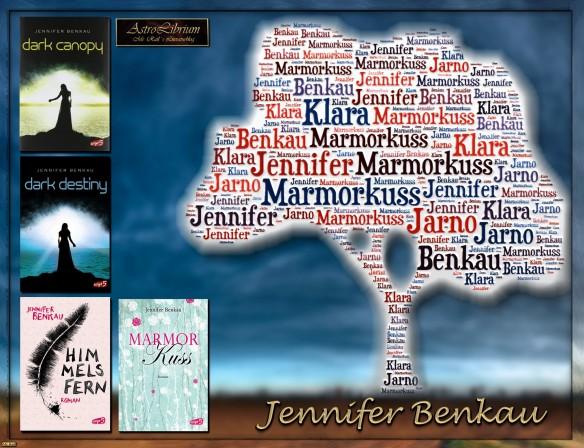 Marmorkuss von Jennifer Benkau - Erzählspektrum