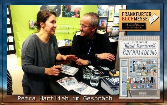 Petra Hartlieb - Meine wundervolle Buchhandlung - Das Interview