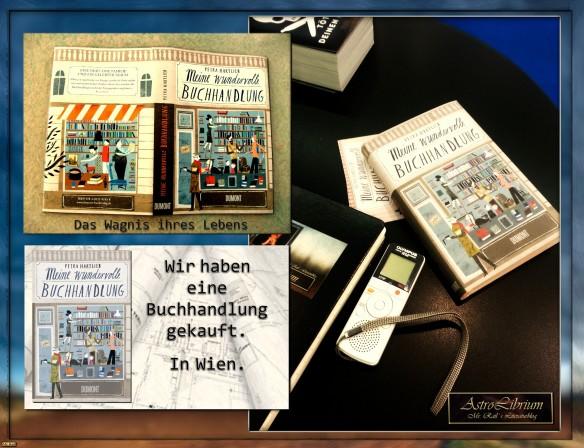 Petra Hartlieb - Mit einem Klick zur wundervollen Buchhandlung