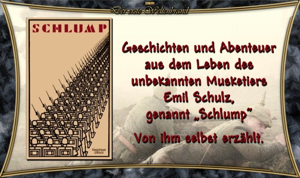 SCHLUMP von Hans Herbert Grimm