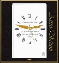24 Stunden im Leben einer empfindsamen Frau