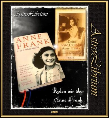 Anne Frank zum 85. Geburtstag
