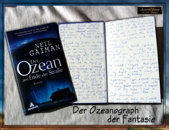 Der Ozean am Ende der Straße - Neil Gaiman