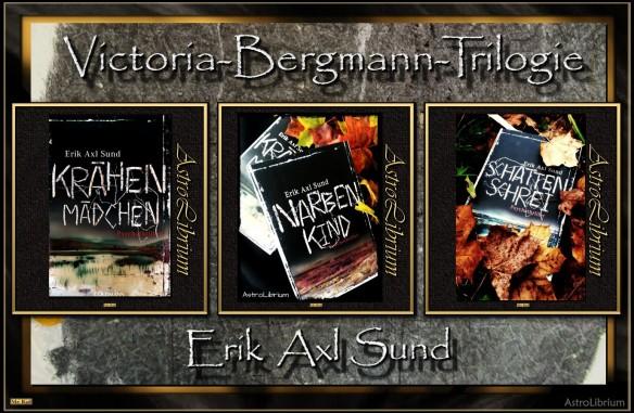 Victoria-Bergmann Trilogie - Mit einem Klick zu drei Artikeln