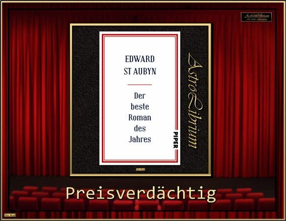 Der beste Roman der Welt - Edward St. Aubyn