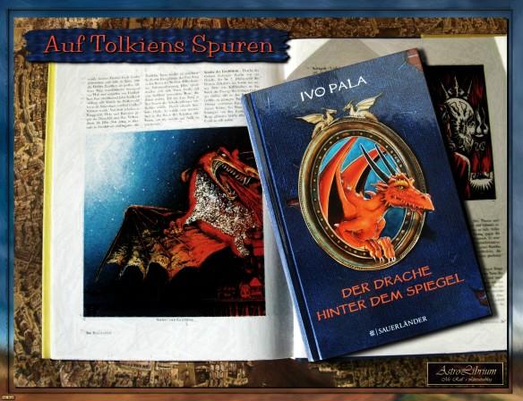 Der Drache hinter dem Spiegel von Ivo Pala