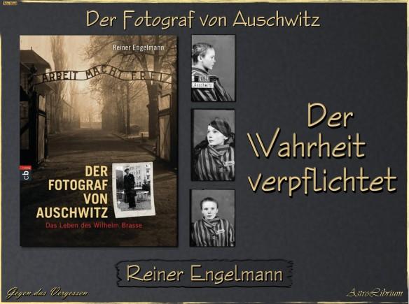 Der Fotograf von Auschwitz - Das Leben von Wilhem Brasse - Reiner Engelmann